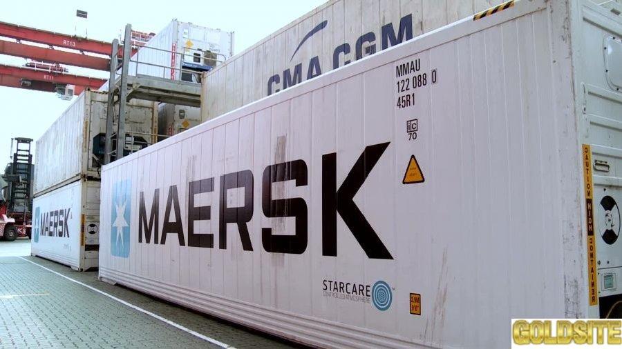 Продам рефрижератор 12 метровый высокий куб
