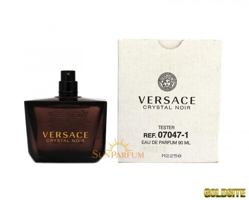 Купить Женские Духи Versace Crystal Noir - Тестер EDP 90 мл