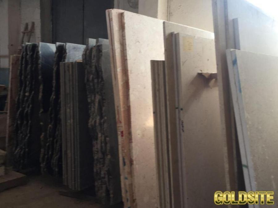 Мраморные крупногабаритные плиты ( слэбы ) .  Мраморная плитка.  Цены существенно снижены