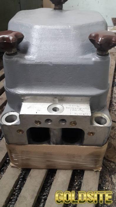крышка цилиндра 14Д40. 78спч1-01.  Шпилька в крышку 5Д49. 78спч.