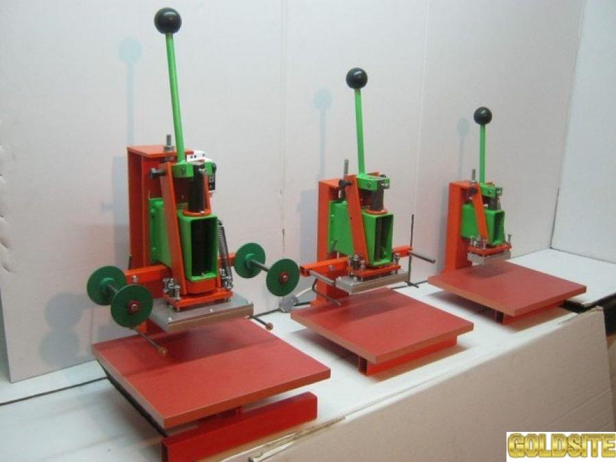 Термопресс станок для тиснения фольгой