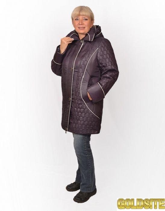 Элегантная женская куртка Эльза-0004