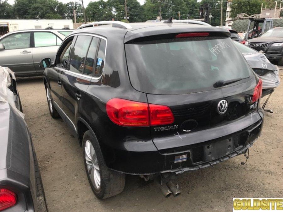 Volkswagen Tiguan 2012 джип бу