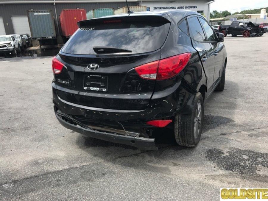 Hyundai Tucson 2015 подержанные авто