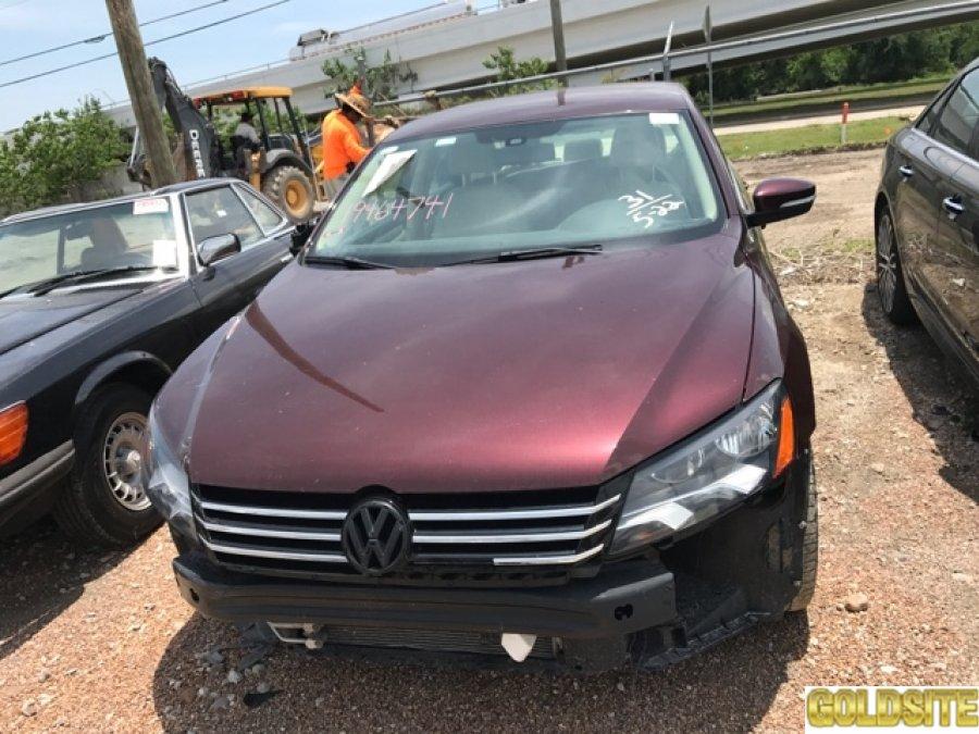 Volkswagen Passat 2013 легковой автомобиль бу