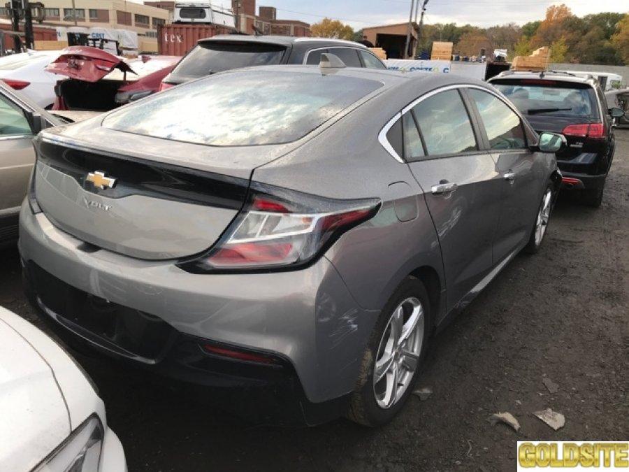 доставка иномарки из штатов Chevrolet Volt LT 2017
