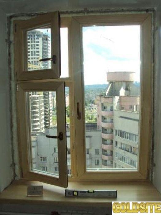 Окна деревянные - цены ниже. . .