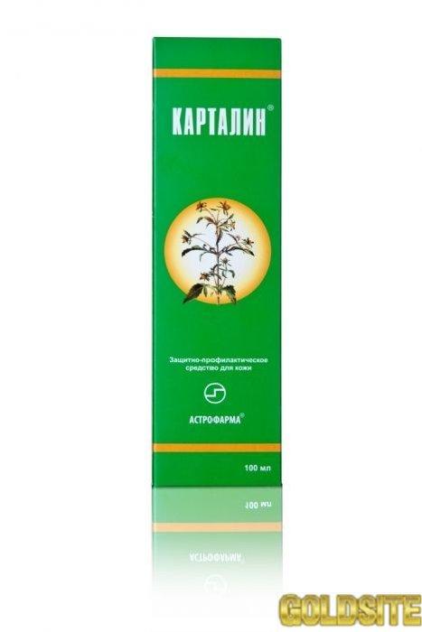 Мазь от псориаза Карталин