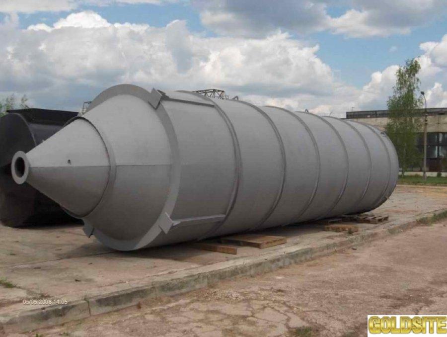 Продам Силос новый с завода, для хранения жидкостей