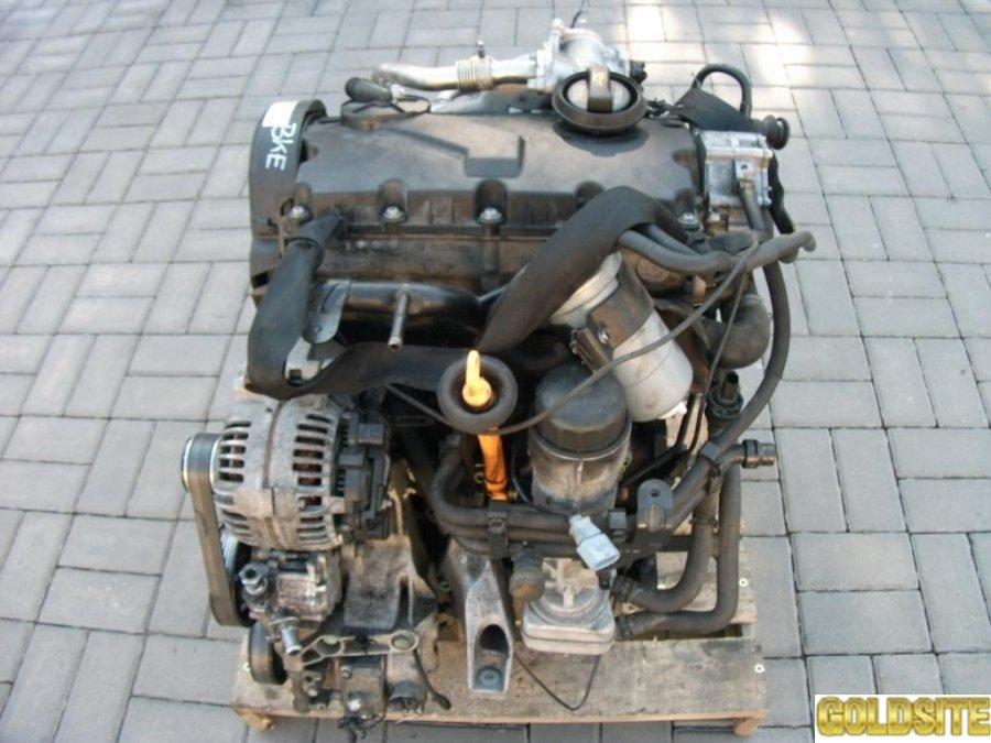 Двигатель Audi 1. 9tdi
