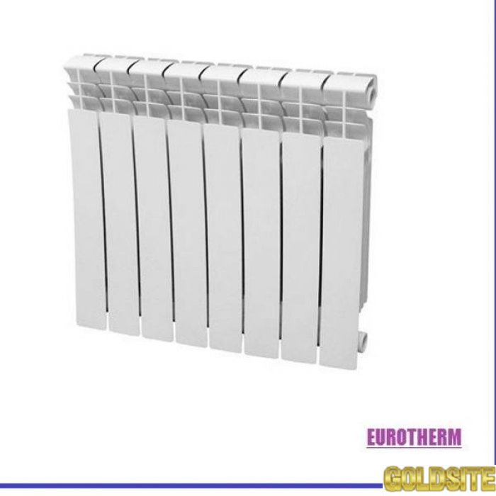 Радиаторы алюминиевые и биметаллические