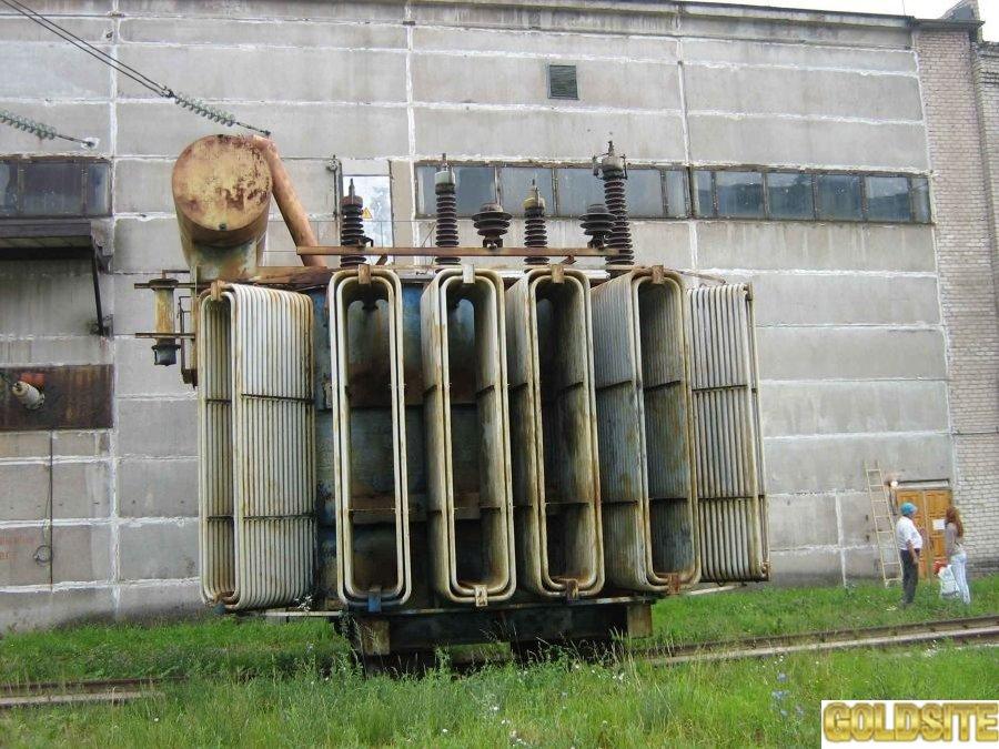 Cиловой трансформатор,      б/у,      продажа,      покупка.      Демонтаж,      разборка силами наш