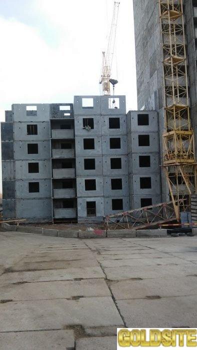 Отличное предложение - 6 этаж  Межевая ул.   1В.   ЖК Кристер Град