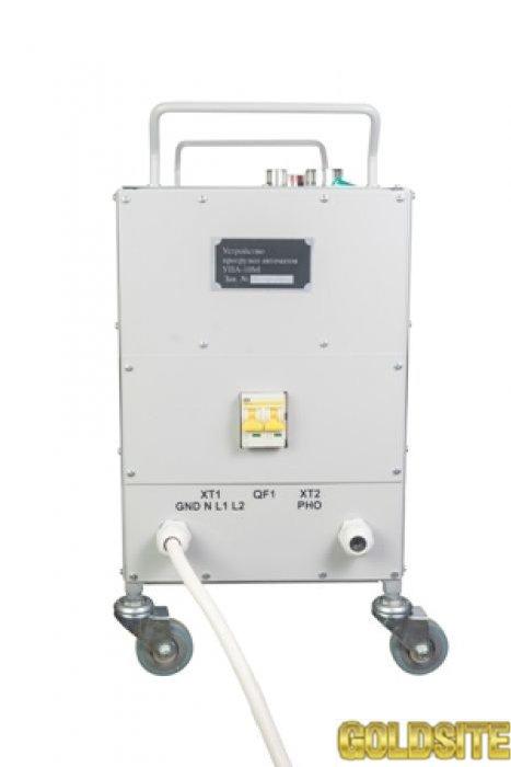 Устройство проверки автоматических выключателей УПАВ - 14М