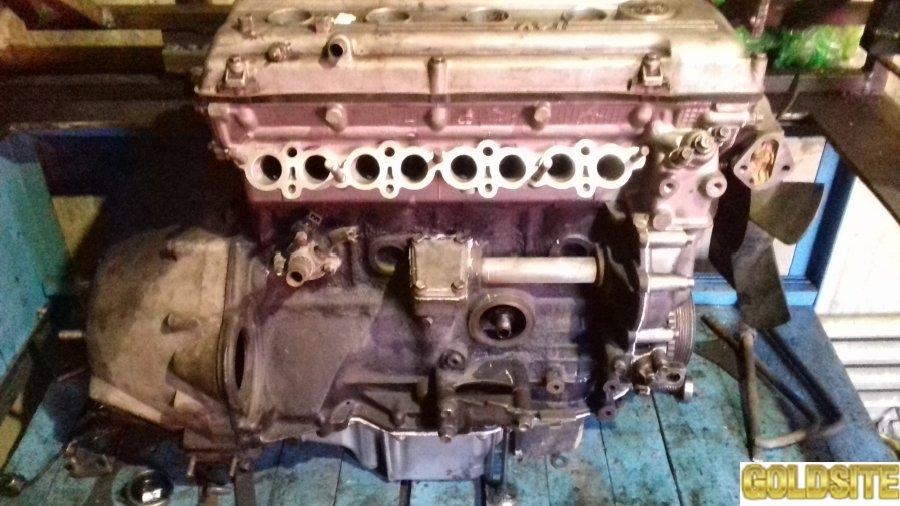 Goldsite Двигатель ГАЗель ЗМЗ 406 после ремонта с новой ГБЦ
