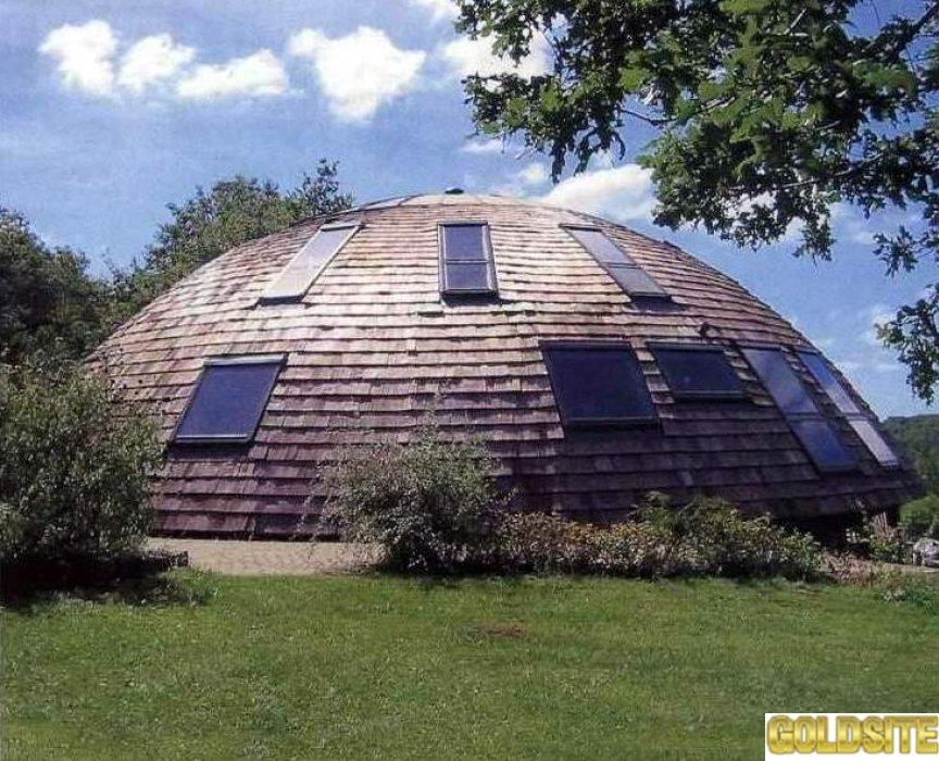 Строительство купольных домов