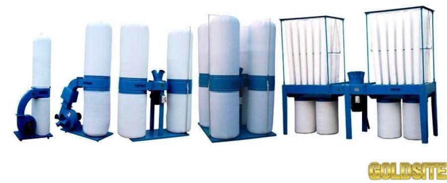Производим аспирационные установки и сменные мешки