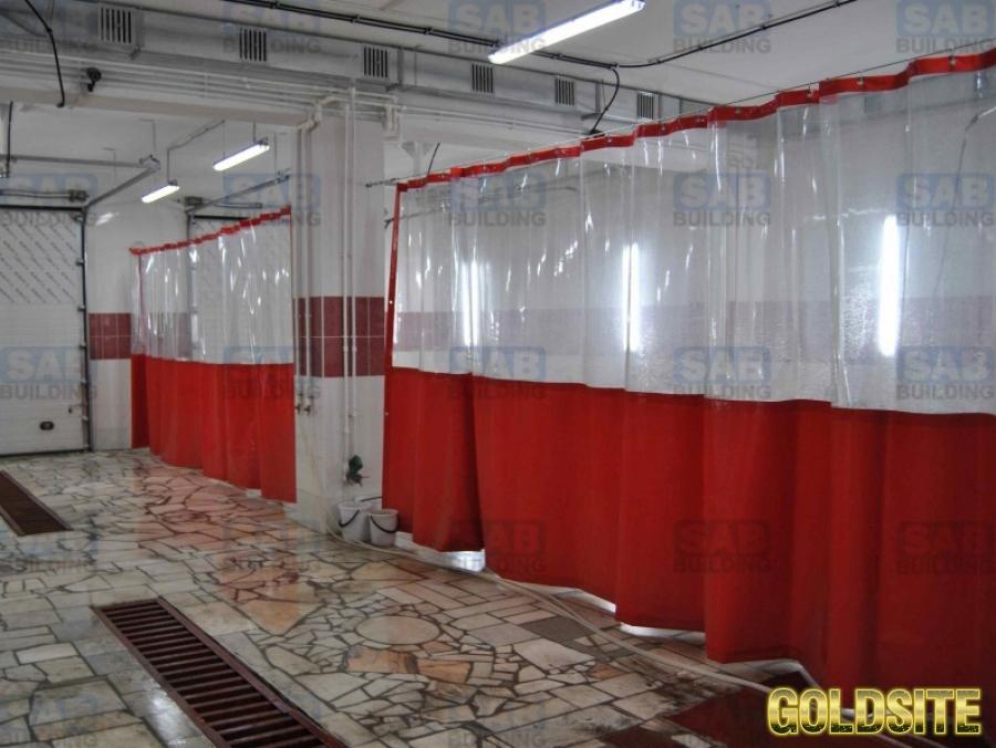Складские шторы