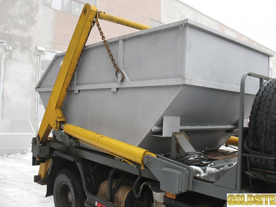 Бункер Накопительный 2,   0мм