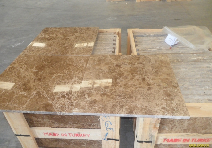 Облицовочная плитка из мрамора