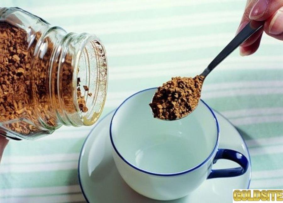 Кофе сублимированный Китай,  вес 20 кг в ящике