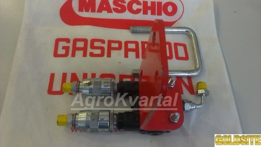 Клапан маркера ряда сеялки (G16611050)  Gaspardo в наличии.  Розподільний клапан маркера на сівалки