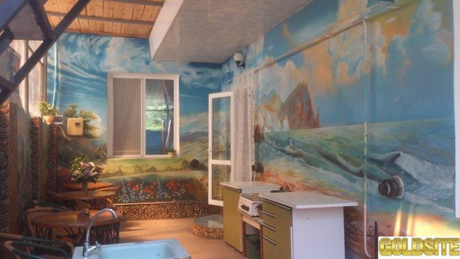 Уют и гостеприимство у Чёрного моря