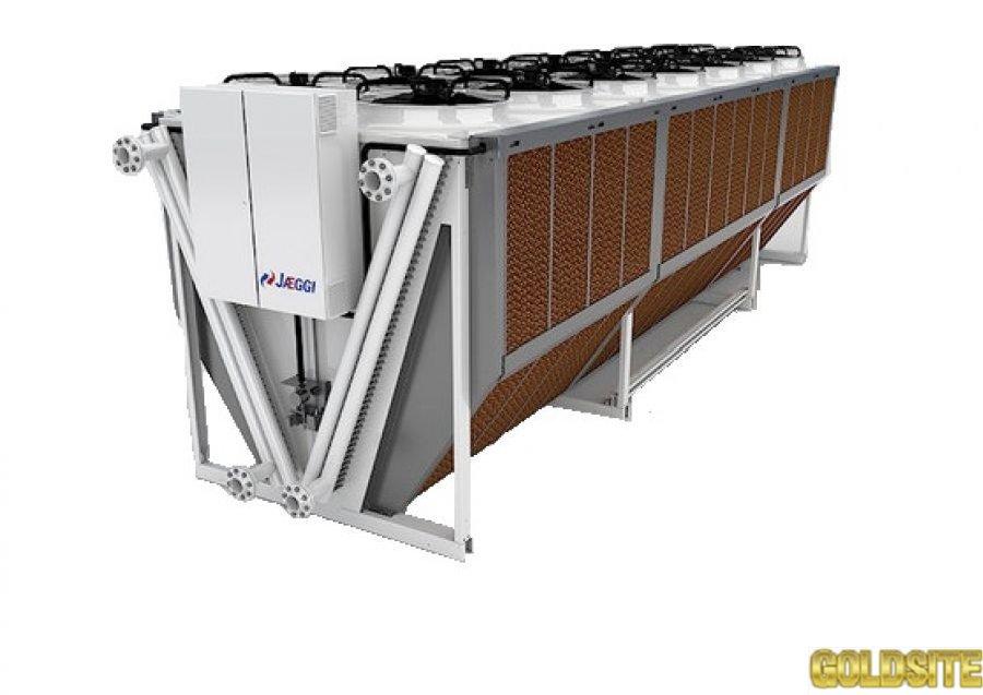 Промышленное холодильное и теплообменное оборудование.