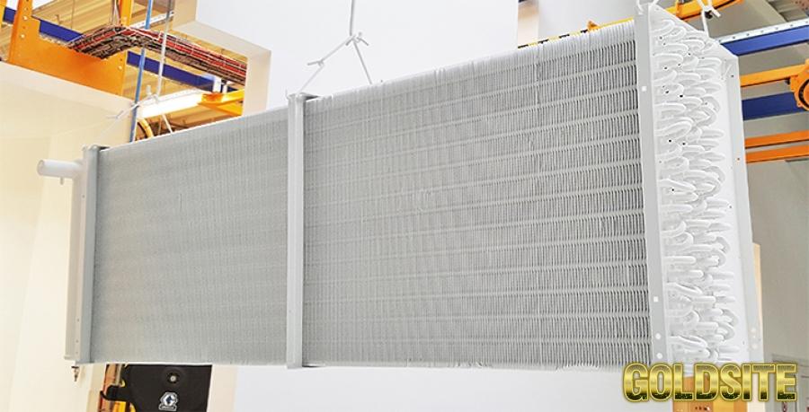 Воздухоохладители для холодильных камер с агрессивной средой.