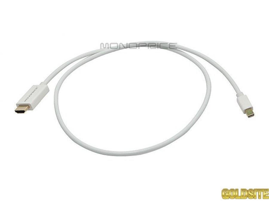 Кабель Mini DisplayPort на HDMI