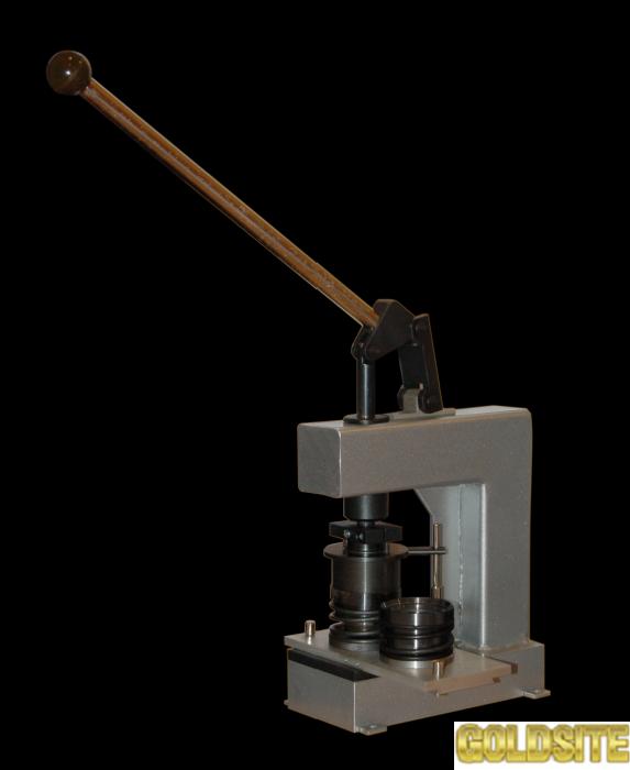 станок вальцовочный для изготовления значков(ручной)