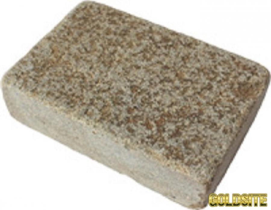 окатанная брусчатка из песчаника природного