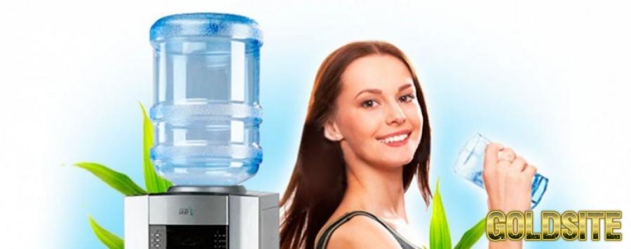 Доставка очищенной бутилированной питьевой воды по Донецку и области
