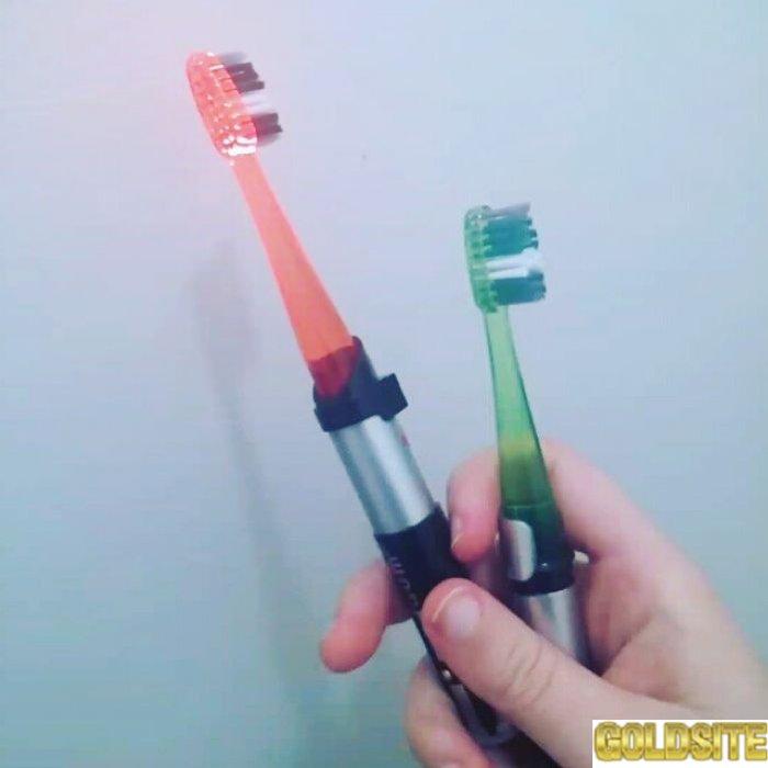 Зубная щетка световой меч Звездные войны