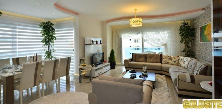 Новые Апартаменты в комплексе Atrium Residence Алания Турция