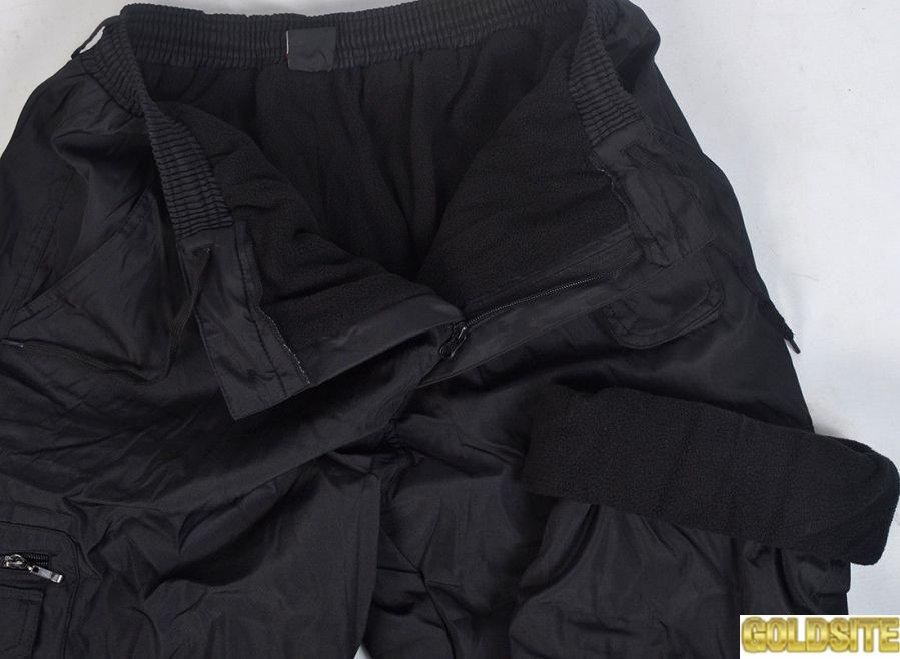 Спорт.  штаны плащёвка на меху Венгрия Распродажа