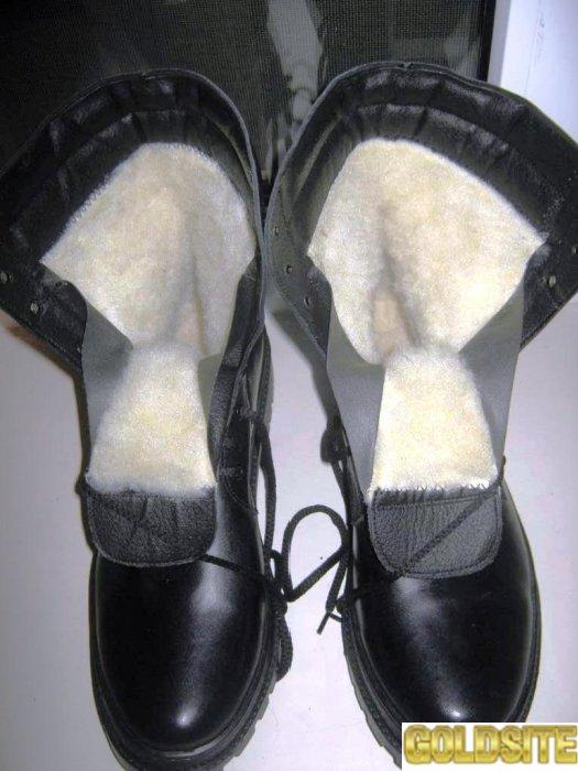 Ботинки высокие 100% кожа на меху по оптовой цене.