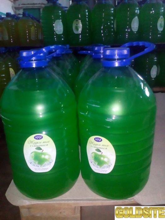 Жидкое мыло от производителя