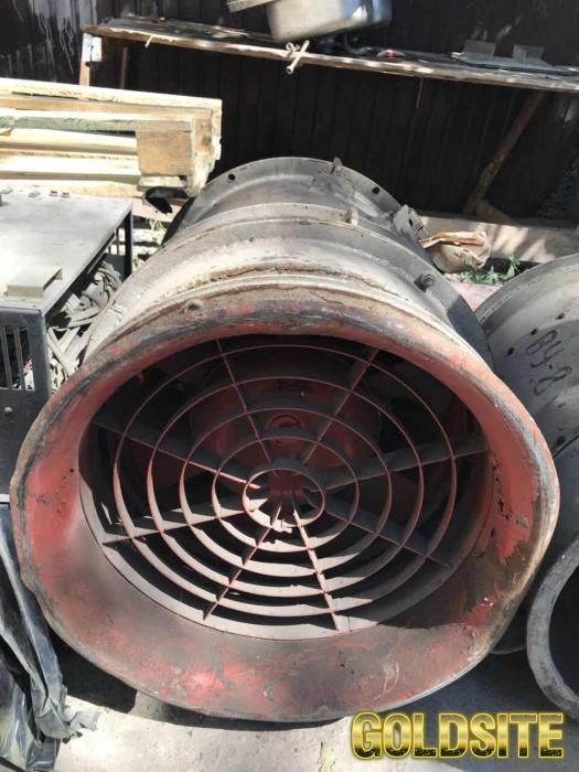 Вентилятор шахтный СВМ-5.