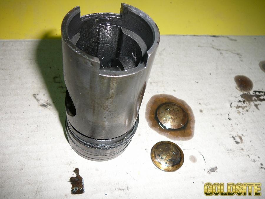 Goldsite Поршень 52 мм компрессора ГСВ-0, 6/12