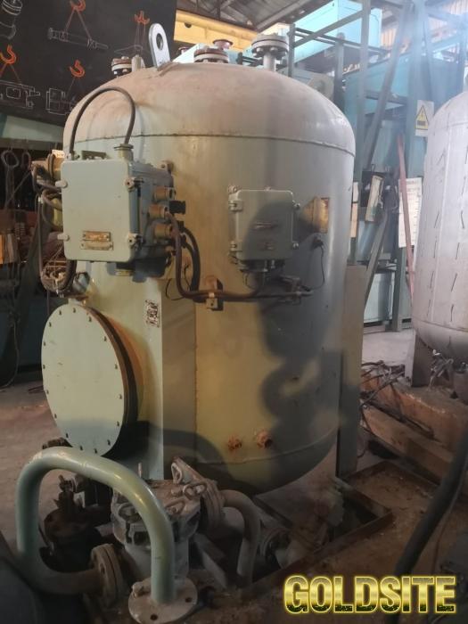 Сепаратор водоподготовки СПВ-2000/1, 0
