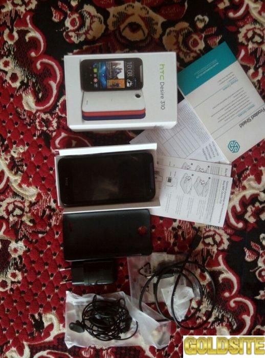 Мобільний телефон HTS Desire 310