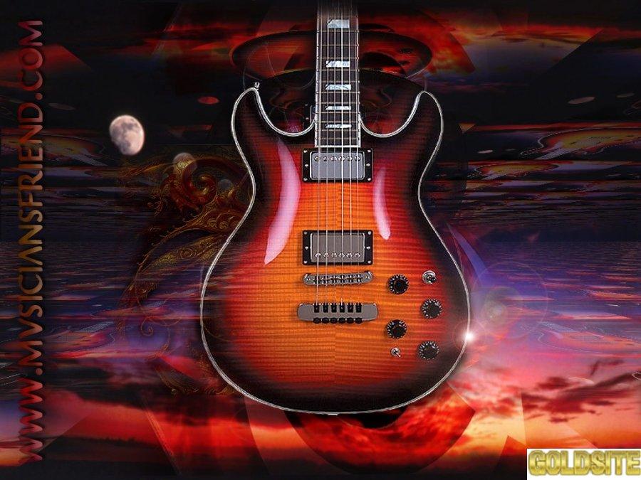 Уроки гитары-электрогитары