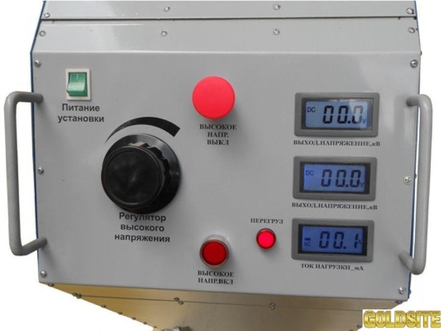 Устройство выпрямительное высоковольтное типа ВУ 20/50кВ