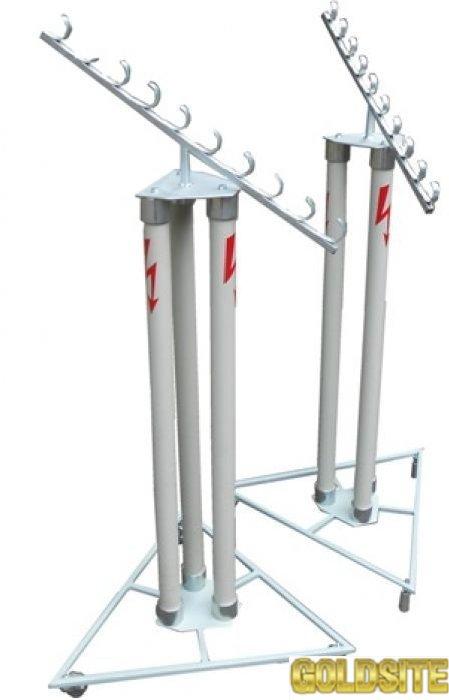 Стенд  высоковольтный стационарный - 100-12Д