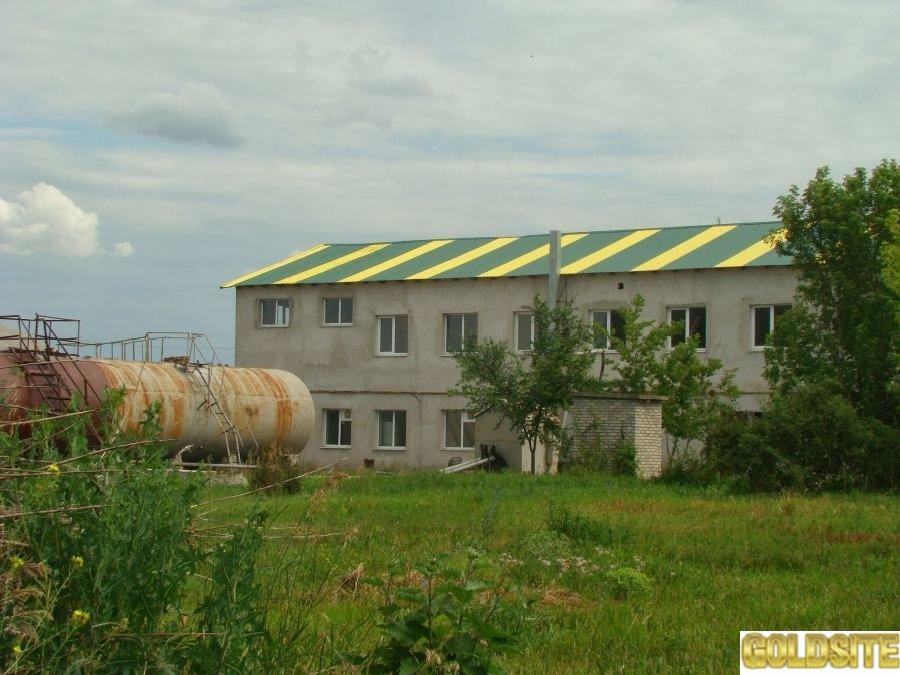 Двухэтажное  производственное здание