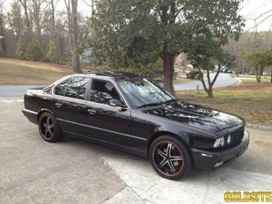 Супорта передние на BMW 520 1991-1997 годов выпуска
