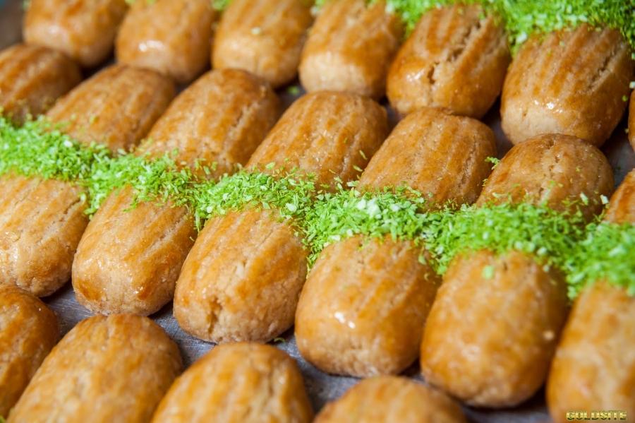 Пахлава ореховая медовая 14 видов.
