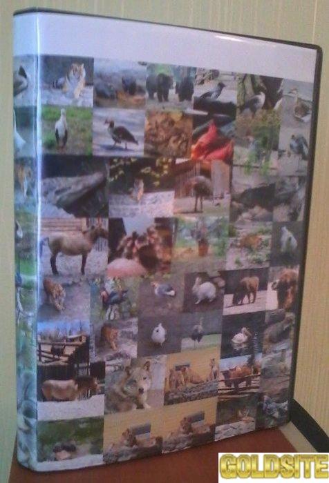 """Эксклюзивный фильм """"Киевский зоопарк"""" + бонус фото животных.  Доставка"""