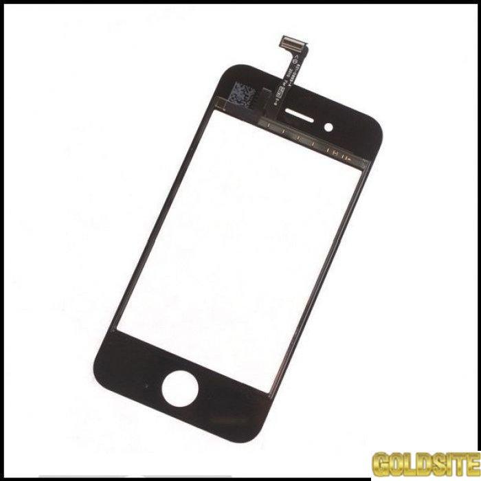 Стекло для Apple iPhone 4,  4S iPhone 5,  5S iPhone 6,  6S,  6+,  6S+ Black White